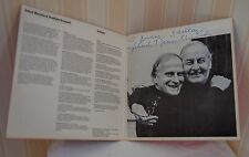 SIGNED - Jealousy LP - Hits Thirties Yehudi Menuhin & Stephane Grappelli Vinyl
