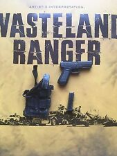 Vts désert ranger mad max fury road pistolet & holster loose échelle 1/6th