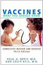 Vaccines: What You Should Know, Third Edition