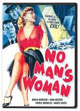 NO MAN'S WOMAN (1955 Marie Windsor) - DVD - Region 1