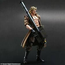 MGS Play Arts Kai Figura de Metal Gear Solid Liquid Snake