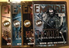 EMPIRE December 2013,The Hobbit:The Desolation Of Smaug,Luke Evans,4 COVERS NEW