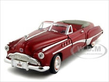 1949 BUICK ROADMASTER RED 1:32 DIECAST MODEL CAR BY SIGNATURE MODELS 32317