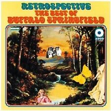BUFFALO SPRINGFIELD -RETROSPECTIVE CD POP 12 TRACKS NEU