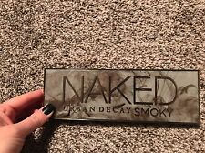 New Never Used Urban Decay Naked Smoky Eye Pallete
