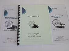 Paquete de capacitación digital Controlador. tacógrafo Producto. whdtp.