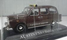 AUSTIN FX4 DUBLIN 1980  TAXI COLLECTIONS ALTAYA IXO 1/43