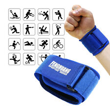 US 1pair Sport Gym Wristband Wrist Protection Brace Support Bandage Strap Band 7