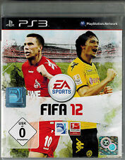 PS3 Game - FIFA 12