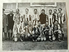 photo press football   1921  Equipe Red Star      472