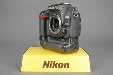 Nikon D7000 16.2MP Digital SLR Camera - Black (Body Only) - w/ Battery Grip