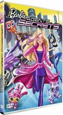 "DVD ""Barbie : Agents secrets""   NEUF SOUS BLISTER"