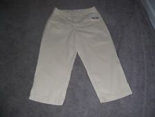 Liz Claiborne Audra Cropped Pants Size 12 New With Tags