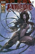 Witchblade 1/2 one half Image 2nd Edition Red Foil