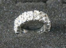 Dazzling Rhinestone Ring (Sizes 5-7) For Party Favors, Bridesmaids, Teens & All