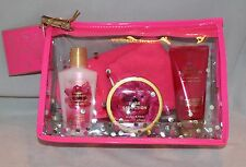 Victoria's Secret Pure Seduction Body Lotion/Butter, Hand Cream, Socks Gift Set