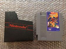 Gargoyle's Quest II 2: The Demon Darkness (Nintendo, NES) Authentic cart