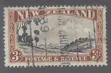 New Zealand Stamp SC # 198 Used $50