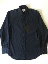 Dunhill London Tailored Fit Navy Blue Size Small Brand New with Tags