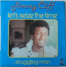 Jimmy CLIFF (SP 45T)  Let's seize the time