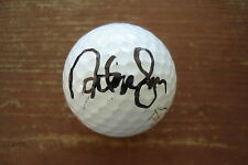 NATALIE GULBIS Signed Pinnacle 3 Golf Ball LPGA Autograph Tijeras Creek Club