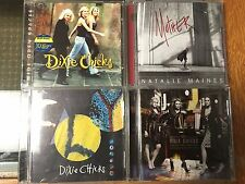 Dixie Chicks x4 Fly Wide Open Spaces Taking The Long Way + Natalie Maines Mother
