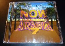 "New! ""NOW THAT'S WHAT I CALL ARABIA Vol. 7"" (CD 2004) 18-Tracks ***SEALED***"