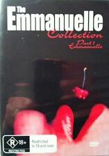 EMMANUELLE - SYLVIA KRYSTEL ALAIN CUNY EROTIC NEW DVD MOVIE SEALED