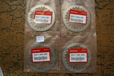 Honda TLR 200 + 250 Clutch Steel Plates