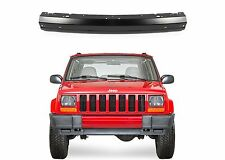 1997-2001 Jeep Cherokee XJ Replacement Front Bumper Black New Free Shipping USA
