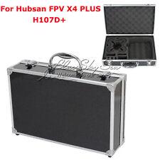 Hubsan Plus H107D+ X4 FPV Quadcopter Negro Rígido Protector Funda De Transporte