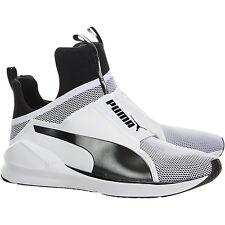 NEW Puma Fierce Core Casual Womens Kylie Jenner Shoes Black White sz 8