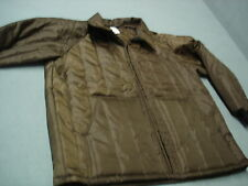 Inmate Jail Prisoner Convict  Costume Prison Coat Jacket XL