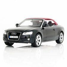 NOREV 2009 Audi A5 Convertible Brilliant Black 1:18 Nice Audi!