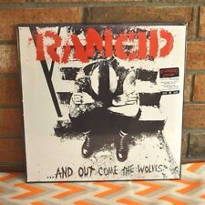 RANCID - And Out Come The Wolves, Limited Import 180 Gram Reissue VINYL New!