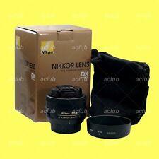 Genuine Nikon AF-S DX Nikkor 35mm f/1.8G lens 35 mm f1.8G f1.8 f/1.8 G