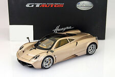 Pagani Huayra Baujahr 2011 gold 1:18 Welly GTA