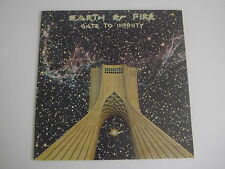 Earth & Fire Gate To Infinity Polydor 2925 065 Dutch Prog. LP