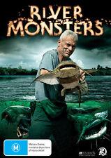 River Monsters: Season 1 DVD Region 4 Jeremy Wade New & Sealed