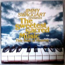 Jimmy Swaggart's Sweetest Sacred Music 1981 Jim Records #LP 17M GOSPEL Sealed LP