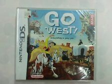 NINTENDO DS - GIOCO GO WEST LUCKY LUKE