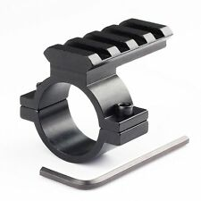 25.4mm Ring Scope Base Mount 20mm Weaver Picatinny Rail Adapter