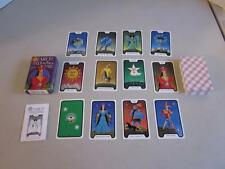 TAROT OF THE WITCHES 78 CARD DECK WITH INSTRUCTION BOOKLET