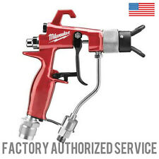 MILWAUKEE Paint Spray Gun M4910-21 Brand New!!!!!