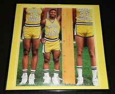 Tyrone Muggsy Bogues Wake Forest Framed 12x12 Poster Photo