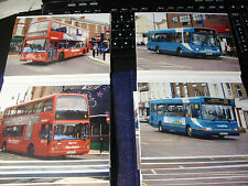 "NORTH EAST BUSES - 80 x 7x5"" BUS PHOTOS 2006-14 Sunderland Newcastle Hexham Etc"