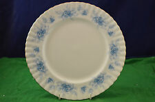 "LOVELY ROYAL ALBERT"" WINDSOR ROSE"" Bone China Blue Roses PIASTRA rd4325"