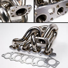 FORD FOCUS 2.0 02-04 RS MK1 TURBO STAINLESS STEEL TURBO TUBULAR EXHAUST MANIFOLD