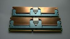 MICRON / SAMSUNG 8GB (2x4GB) PC2-5300F DDR2 667MHZ FULLY BUFFERED ECC