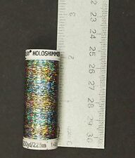 Sulky Holoshimmer Metallic Thread - Multi Light 6046 Creative Sewing/Fly Tying